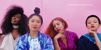 BUFU - Sonia Choi, Jazmin Jones, Tsige Tafesse, Katherine Tom