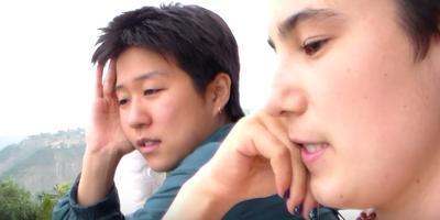 Brittany Ko & Annakai Hayakawa Geshlider